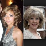 #tbt at me prom in 2009...the resemblance is uncanny. Courtesy of @aaroncarlohair ???? xxjadexx http://t.co/tDQuRtKxJP