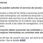 RT @Yusnaby: #Cuba cuenta con cable d fibra óptica pagado x #Venezuela, sin embargo, internet es prohibido para cubanos. ¿Bloqueo? http://t.co/VNZZjeTBje