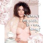 #KimKardashian unveils her 7th fragrance, #FleurFatale! http://t.co/amY3PtqYYC