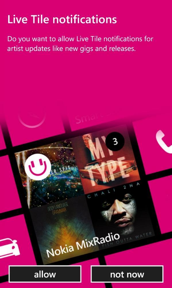Loving my @MixRadio Tiles! #MixRadioPower @deano_42 #MixRadio+ #Notifications http://t.co/bSZSgfgTof