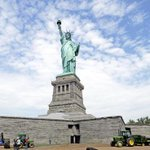 A new report says this #Halloween even the Statue of Liberty will wear a costume! http://t.co/mg2PGpKibL http://t.co/piXpjqfodr