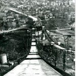 #ThrowbackThursday to 1928 Mid-Hudson Bridge construction in Poughkeepsie! @MHudsonBridge http://t.co/aMkMxlFfe9