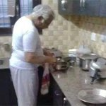 RT @KiranKS: Simplicity of RSS is for life. This is Haryana CM-elect Manohar Lal Khattar, at his kitchen. http://t.co/zv6vHCQBTp