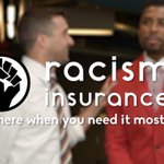 Racism insurance is just what every accidentally racist white person needs. http://t.co/y0ddu3hpWC http://t.co/xlsPjuoree