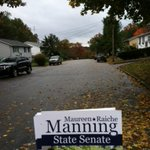 RT @ManningMaureen: Not even a Noreaster stops us from getting out and talking to people of D16! #nhpolitics #12days #letsdothis http://t.co/dh055wBdod