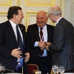 RT @JosephDaul: Last @EPP summit in the presence of @euHvR & @BarrosoEU. Thanks for the fantastic cooperation with EPP! (1/2) http://t.co/KYja3MDf1c