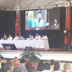 En 2 días, Vpar ha sido sede d eventos nacionales. En manos d @FredysSocarrasR la ciudad se puso d moda http://t.co/O6ECvuyTii