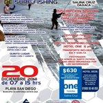 2° Torneo de Surf Fishing, 20 de diciembre, Playa San Diego, Municipio de Santiago Astata, #Oaxaca. #TwitterOax http://t.co/bRAYnZ6sMd