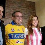 RT @PedroSalgado_A: Como testigos de esta reta estuvieron Luis M. Salvador y Alejandro Rodríguez. @marellanesc @TigresOficial @Rayados http://t.co/8ruXz9HbbF