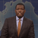 SNL's new Weekend Update anchor might be having trouble getting his family to give a crap. http://t.co/qQ4dXvWtW5 http://t.co/oN1EQT150V