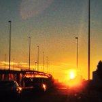 Adiós Jueves caluroso #huelva #city #sunset #andalucia @Meteohuelva @huelvaenfotos http://t.co/oEA00RLtUz