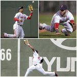 RT @RedSox: Congrats to #RedSox #RawlingsGoldGlove Award Finalists: @15Lasershow, @ynscspds, and @JackieBradleyJr! http://t.co/NYIw5uP7cN