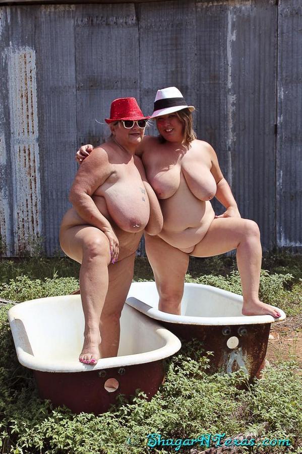 bbw shugar nude photos