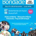 Vem aí 30ª Feira da Bondade da APAE de Marília/SP http://t.co/kqtHMGnd7Y