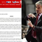 #GraciasJoséLuis El @Basket_Zaragoza hace pública la carta póstuma de José Luis Abós http://t.co/1MPev3xQVK http://t.co/UEWrCCYIoV