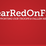 RT @953FreshFM: #WearRedOnFriday (tomorrow) in honour of Cpl. Cirillo and all our troops. #HamOnt #OttawaStrong PLEASE RT! -Em http://t.co/NVfuHLtZ8o