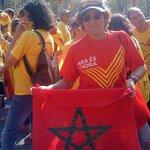 El dia #30OCT, a #Berga, xerrada d @lattifahassani amb dones berguedanes dorigen d #Marroc: campanya #SISÍ pel #9N http://t.co/xH247c8hEQ