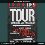 RT @KENBAINES: Vote for me to perform at #Tampa Edition 11/20/14! http://t.co/Pct3rscTU1 #Coast2Coast http://t.co/SBRZ0hnU32