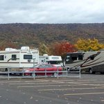 RVs are rolling into State College for Saturdays @PennStateFball #Whiteout game vs Ohio State. #PennState http://t.co/eqf7bIx3wd