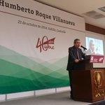 RT @jericoabramo: En la conferencia sobre las reformas estructurales con Don Humberto Roque Villanueva. @FColosioAC @UANEMX http://t.co/odi82wb8Nh