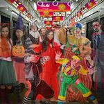 RT @fashionpressnet: [明日から開催] 貸切列車に乗って仮装をしよう!渋谷エリア最大のハロウィンイベント開催 - http://t.co/sQZihcjYKG http://t.co/qePOiCPKVR