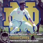 RT @TJamesNDI: RT @TevonConey: Officially Committed To The University Of Notre Dame ???????????????????? http://t.co/4dFSfpVIll