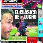 """Portada MD: """"El clásico de Lucho"""" http://t.co/lC2ZR7YMbR"""