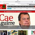 Toda la información sobre #Guerrero #AngelAguirreRenuncia #AngelAguirre en @lasillarota http://t.co/Jtasla5WBW http://t.co/SDfOEOsPp2