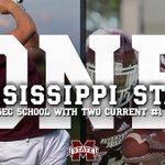 RT @HailState: The only school in the @SEC with TWO current No. 1 ranked teams? Mississippi State. #HA1LSTATE http://t.co/RojN2UXDBz