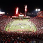 Next week at this time, Papa Johns Cardinal Stadium will be the loudest stadium in America! #TheVille #BringTheNoise http://t.co/zj4KltIAPU