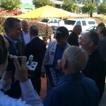 RT @ajconwashington: A tasty photo op: David Perdue hands out Dairy Queen to supporters #gapol #GASen http://t.co/Cf53p2ALTI@AllenPeake