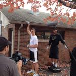 """Who needs gutter covers when you have Twin Towers?! """"@BoilerBall: Its #AskTheExpert time with #Purdue hoops. http://t.co/iFKoCV7Opq"""""""