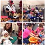RT @chanipalindat: #dad can have fun @momstownCtrlAb too! #momstownpass #sensoryplay #reddeer #baby #mom @dancetraxxdance http://t.co/IAkWd44fnz