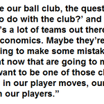 #Braves President of Baseball Operations John Hart on what could/should be a big winter ahead and shaping the roster. http://t.co/0GzR5PP4p1
