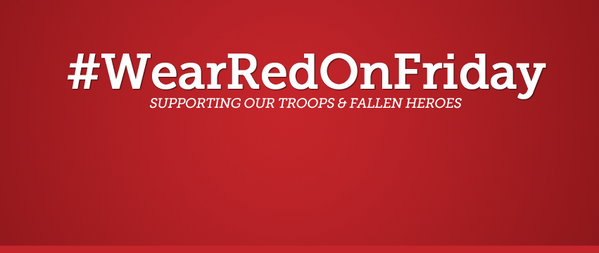 Please wear red tomorrow & encourage others to do the same. #OttawaStrong #CanadaStrong -C&C :) http://t.co/yjaiZlBT5b
