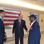RT @Urena: Images from Secretary of Veterans Affairs visit to #Boston. Photo credit (c) @VABostonHC http://t.co/D19UHsmdPa