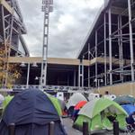 RT @penn_state: A population of 812 has been camping all week at @NittanyvillePSU! Busy schedule in store for tonight #PSU24 http://t.co/7edccZul68