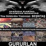 ...00...01... Partizan 0 BEŞİKTAŞ 4 #GURURLAN ???????? Tebrikler @Besiktas ???????? Bu Akşam Güldürdün yüzümüzü BEŞİKTAŞ. http://t.co/J685xPpb8X
