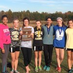 The #CentralXC girls are Region 4-A/AA Runner Ups. @Kreager http://t.co/uoesnpk8LI