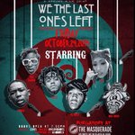 The pull up factor is on max tomorrow @ #WeTheLastOnesLeft! Sooo many guest surprises! Doors open @ 7pm @ Masquerade http://t.co/MKOEtk4UYB