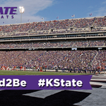 RT @kstatesports: Its a great day to be a Wildcat! RT to help #KState win $10K from @Allstate! Use #ItsGood2Be #KState in your tweets! http://t.co/9XpAhaXY2y