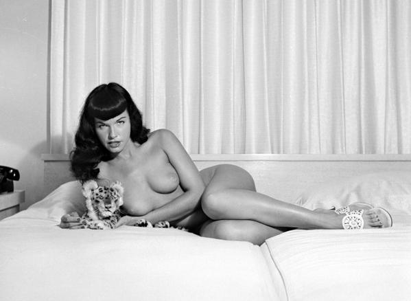#throwbackthursday starring the irreplaceable #BettiePage. Ultimate #pinupgirl and timeless #fox. Simply