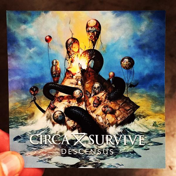 It's coming........#circasurvive #Descensus http://t.co/jUUUi3z6AY