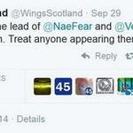 Looks like Alex Salmond is a Scab. Well at least according to someone who lives in Bath. http://t.co/2ur4wjdSCZ