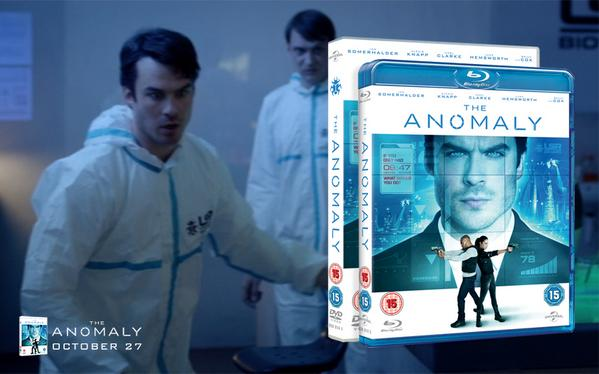 Win EXCLUSIVE costume worn by @IanSomerhalder in @TheAnomalyMovie (or take home the film on Blu-Ray/DVD) RT to enter! http://t.co/iowXXQQhXu