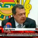 RT @SIPSE: Como se adelantó, Ángel Aguirre pide licencia para separarse del Gobierno de Guerrero. http://t.co/pfXBFwr2Qh http://t.co/cn0calpuoN