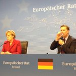 """RT @DaveKeating: Merkel after #EUCO: """"Flexibility for Paris is given by the words at least in #EU2030 climate targets"""" http://t.co/F6unrVakjG"""
