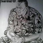 @StateHouseKenya Morning,this exquisite pencil drawing of @UKenyatta done by young Kisumu boy of 0711765824 http://t.co/uuaxhLWs9W