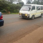 This shameless Nakwe sacco matatu might be owned by a big man in the society @Ma3Route http://t.co/hBwYsFFbNZ
