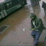 RT @NYDailyNews: Hatchet-wielding man shot dead by @NYPDnews in Queens; police eye possible terrorism motive. http://t.co/9JHxqL7hN0 http://t.co/gaq8qHt15E